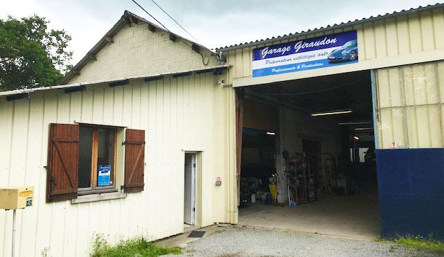 professionnel et passionné de 4 roues près de Guéret – Garage Giraudon
