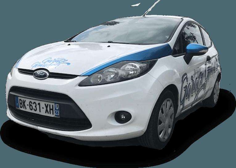 polissage automobile près de Guéret – Garage Giraudon